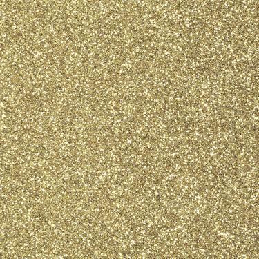 Tessuto glitter oro