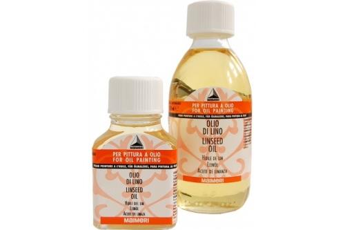 Ausiliari : Olio di Lino 500 ml