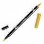 pennarelli-tombow-dual-pen-brush-026-giallo-oro