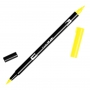 pennarelli-tombow-dual-pen-brush-055-giallo