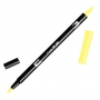 pennarelli-tombow-dual-pen-brush-062-giallo-pallido