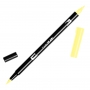 pennarelli-tombow-dual-pen-brush-090-giallo-baby