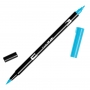 pennarelli-tombow-dual-pen-brush-443-turchese