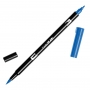 pennarelli-tombow-dual-pen-brush-555-blu-oltremare