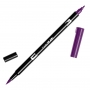 pennarelli-tombow-dual-pen-brush-679-prugna-scuro