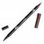 pennarelli-tombow-dual-pen-brush-879-marrone