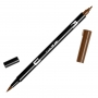 pennarelli-tombow-dual-pen-brush-969-cioccolato