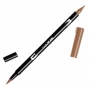 pennarelli-tombow-dual-pen-brush-977-marrone-sella