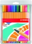 stabilo-stabilo-penna-fineliner-point-88-just-like-you-15pz